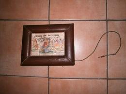 ANCIENNE ANTENNE CADRE POUR TSF - Musique & Instruments