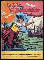 """SAMEDI JEUNESSE - N° 16 - Fév 1959 - """" Le Fils Du Boucanier """", De MARIJAC Et MATHELOT. - Samedi Jeunesse"""