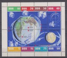 DDR 1962 - Mi.-Nr. 926-933 Kleinbogen Postfrisch MNH** - Ungebraucht