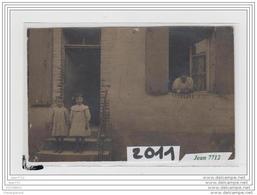 9751  AK/PC/CARTE PHOTO/2011/A IDENTIFIER/PHOTO.G.BLANC 79 BOULEVARD DE CHAMPIGNY ST MAUR - Cartoline