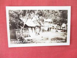 RPPC  Native Village  On Chagres River      Panama   Ref. 3084 - Panama