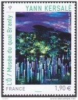 France N° 4935 ** Oeuvre De Yann Kersalé L'Ô / Musée Du Quai Branly - Neufs