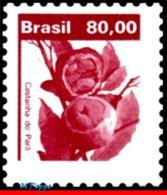 Ref. BR-1935 BRAZIL 1984 - ECONOMIC RESOURCES,, BRAZIL NUTS, MNH, FRUITS 1V - Fruits