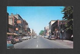 ST THOMAS - ONTARIO - TALBOT STREET - NICE CARS - BY VICTOR AZIZ - Ontario