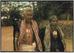 EAST TIMOR Portugues  - Velhos De Laoane ( Portugal Colonial ) - Timor Oriental