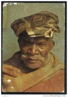EAST TIMOR Portugues  - Cabeça De Velho ( Portugal Colonial ) 1960s - Timor Oriental