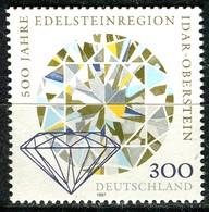 BRD - Mi 1911 - ** Postfrisch (D) - 300Pf  Edelsteinregion Idar-Oberstein - BRD