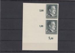 GG Generalgouvernement MiNr. 86U, **, E3 Mit überbreitem Rand - Occupation 1938-45