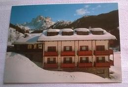 PESCUL SELVA DI CADORE HOTEL GIGLIO ROSSO    (195) - Alberghi & Ristoranti