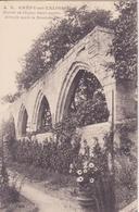 CPA - CREPY EN VALOIS - Ruines De L'église Ste Agathe - Crepy En Valois