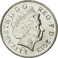 Monnaie, Grande-Bretagne, Elizabeth II, 10 Pence, 2013, British Royal Mint, SUP - 1971-… : Monnaies Décimales