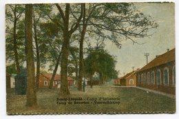 CPA - Carte Postale - Belgique - Bourg Léopold - Camp De Béverloo - Camp D'Infanterie (SV6421) - Leopoldsburg (Camp De Beverloo)