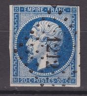 N° 14 : Petits Chiffres  1212 - 1853-1860 Napoleon III