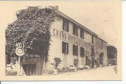 LE CAYLAR - GRAND HOTEL DU LARZAC - Vve Edmond PERIER, Propr. - Sin Clasificación