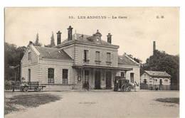 27 EURE - LES ANDELYS La Gare - Les Andelys