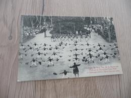 CPA Espagne Espana Colegio De Ntra De La Bonanova Festival De Educacion Fisica ... 1908 - Espagne