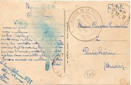 LES CHANTIERS DE LA JEUNESSE GROUPEMENT N°33 VENTOUX Nyons Drome - Marcophilie (Lettres)