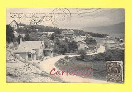 CPA 66 ¤¤ FONT ROMEU ¤¤  Chalet Villa Route D' Odeillo ¤¤ 1931 ( Timbrée Expo Coloniale ) - France