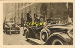 Aviation, Costes Et Bellonte Acclamés à Broadway, Superbes Limousines... - Aviateurs