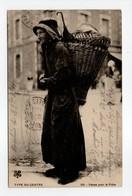 - CPA TYPE DU CENTRE (03) - Venue Pour La Foire 1914 (superbe Gros Plan) - Edition Tesson (MTIL) 515 - - France