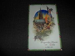 Guerre ( 208 )   Lille  1914 Oorlog   - Hold To Light Tenir à La Lumière Durchscheinend - Carte Allemand Kriegspostkarte - Contre La Lumière