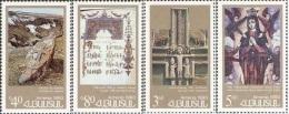 Armenia Armenien 1993 Mi. 210-213 - Armenien