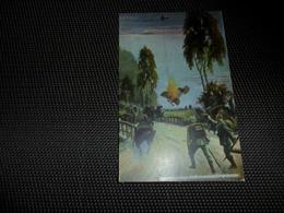 Guerre ( 221 ) Oorlog 1914 - 1918 Armée Allemand  Leger  Duitse Soldaten  Soldaat Soldat  Deutsche  Avion - Guerre 1914-18