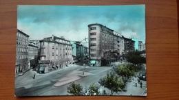 Trieste - Viale D'Annunzio Con Via Media E Via Settefontane - Trieste