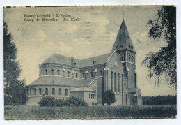 CPA - Carte Postale - Belgique - Bourg Léopold - L'Eglise - 1931 (SV6426) - Leopoldsburg