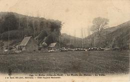 1 Cpa Brebec - Le Moulin Des Moines - Non Classés