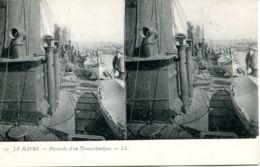 N°66930 -carte Stéréoscopique Le Havre - Estereoscópicas