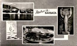 Pozdrav Iz Barbata - 3 Bilder * 1. 7. 1967 - Kroatien