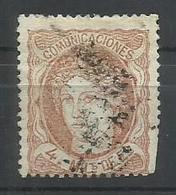 ESPAÑA EDIFIL 104 - 1868-70 Provisional Government