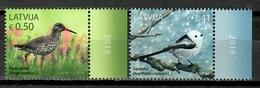 Latvia 2018 Letonia / Birds MNH Vögel Aves Oiseaux  / Cu10128  41 - Vogels