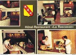 """57) RECHICOURT-LE-CHATEAU : Hôtel Restaurant """"La Rascasse"""" - Rechicourt Le Chateau"""