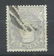 ESPAÑA EDIFIL 106 - 1868-70 Provisional Government