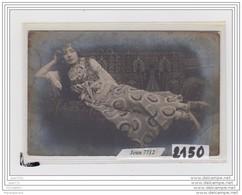 9764  AK/PC/CARTE PHOTO  SIDI BEL ABBES/FEMME/1919 - Donne