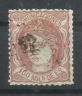 ESPAÑA EDIFIL 108 - 1868-70 Provisional Government
