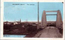 51 - BEAUMONT --  Vue Générale - France