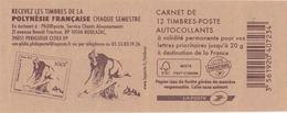 RECEVEZ LES TIMBRES DE LA POLYNESIE FRANCAISE - Definitives
