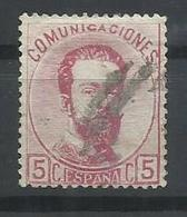 ESPAÑA EDIFIL 118 - 1872-73 Reino: Amadeo I