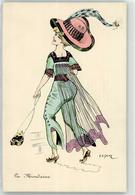 52899494 - Sign. Galry, E. H. Mode - Illustrators & Photographers