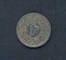 EGYPTE - 2/10e Guerche – An 29 AH 1293 – Nickel - Egypte