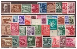 3.Reich:  Aus 1944/45, Postfrisch - Unused Stamps
