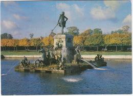 Petrodvorets - The Neptun Fountain, 1799  - Sint Petersburg - Russia USSR - Rusland