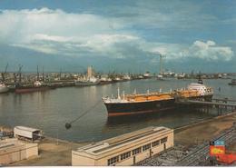 LE HAVRE LE PORT AUTONOME DU HAVRE BASSIN YHEOPHILE DUCROCQ - Le Havre