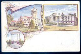 Cpa Etats Unis Usa Washington Treasury Scott Building US Soldiers Home  GX33 - Etats-Unis