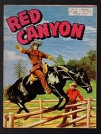 Red Canyon N°12 L'homme Sans Passé Dans Douglas Le Proscrit - Tom Tempest L'eau De Feu En 1955 - Arédit & Artima