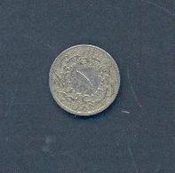EGYPTE - 1/10e Guerche – An 28 AH 1293 – Nickel - Egypte