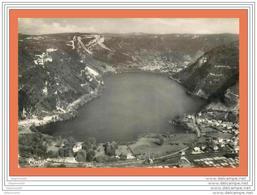 A616 / 031 01 -  PORT Et LA CLUSE Lac De Nantua Vue Aérienne - Nantua